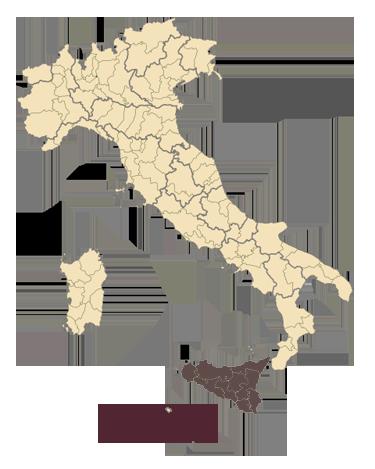 Wina Piwnicy Smaków - region Sycylii